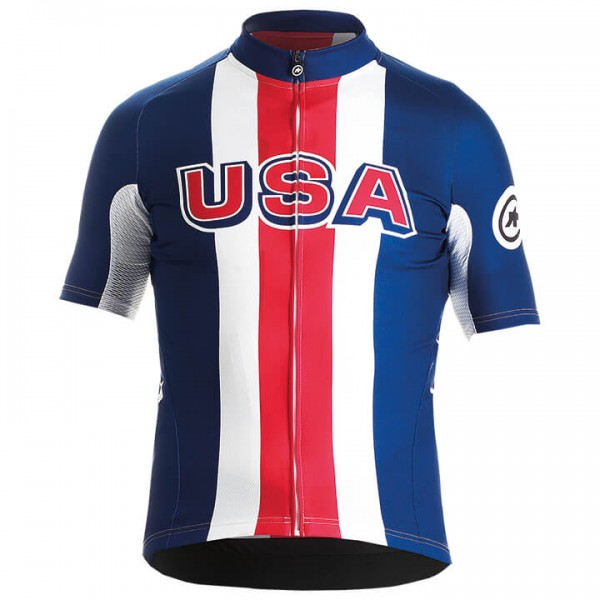 2019 Maillot manches courtes USA NATIONAL TEAM