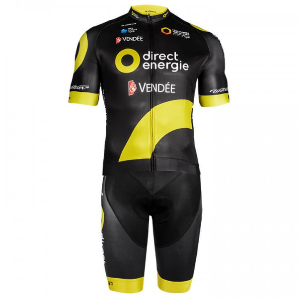 2018 Set (2 pièces) DIRECT ENERGIE Team