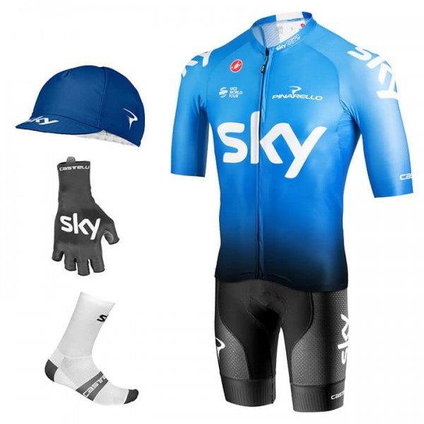 2019 Maxi-Set (5 pièces) TEAM SKY Aero Training
