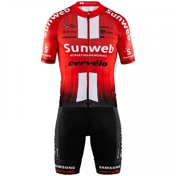 2019 Set (2 pièces) TEAM SUNWEB Aerolight