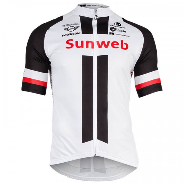 2018 Maillot manches courtes TEAM SUNWEB Performance