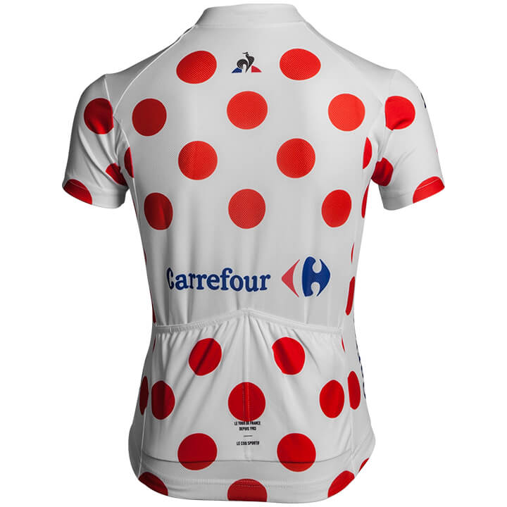 2018 Maillot à pois rouge Tour de France