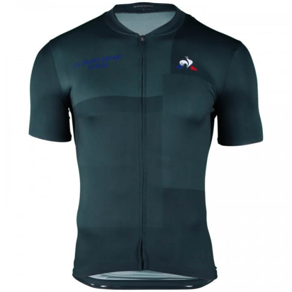 2018 Maillot manches courtes Tour de France Le Grand Depart Vendee