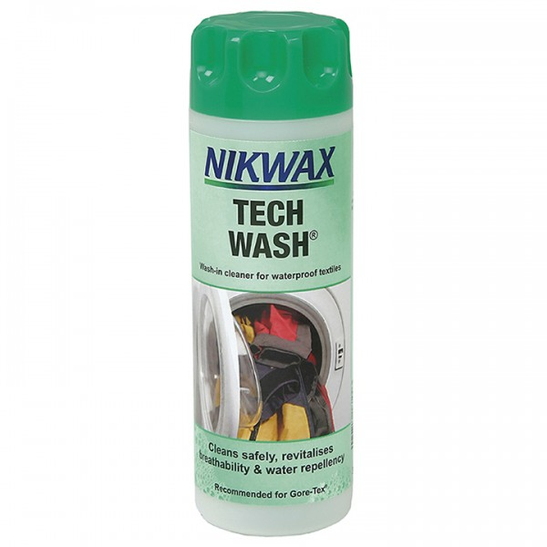 Détergent NIKWAX Tech Wash 300ml P0489R8832