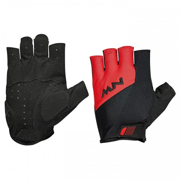 Gants NORTHWAVE Flash 2 noir - rouge K2017L9400