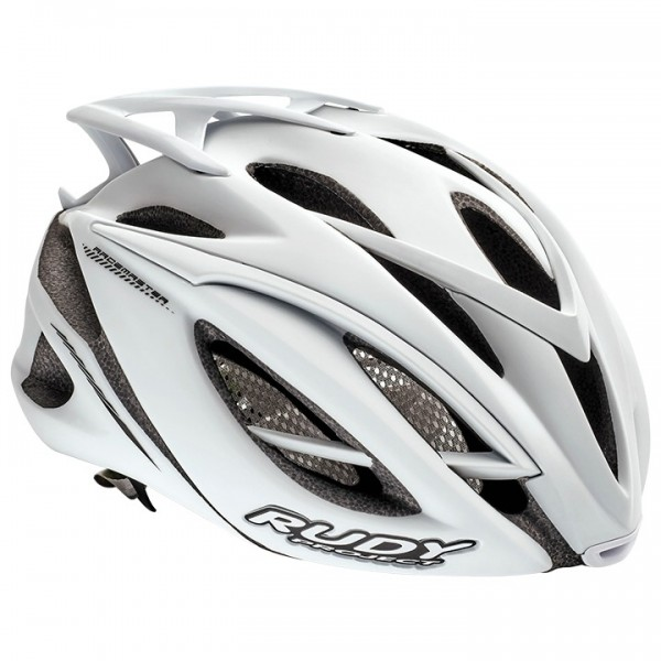2019 Casque route RUDY PROJECT Racemaster blanc