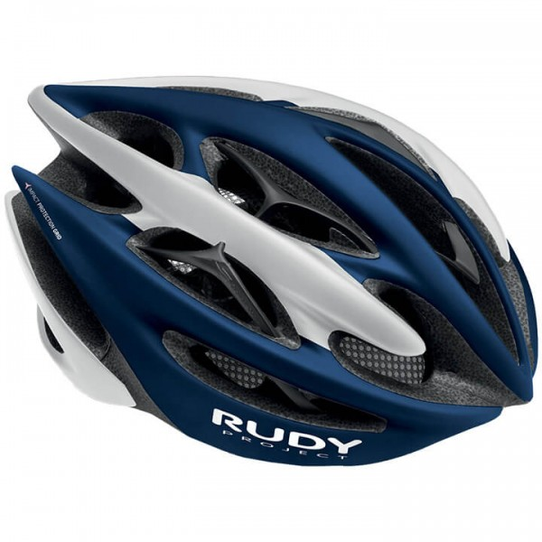 2019 Casque RUDY PROJECT Sterling + blanc - bleu