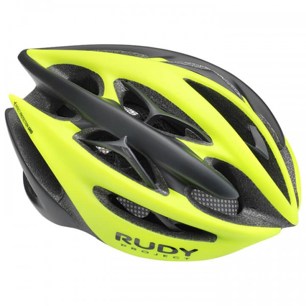 2019 Casque RUDY PROJECT Sterling + jaune néon - noir