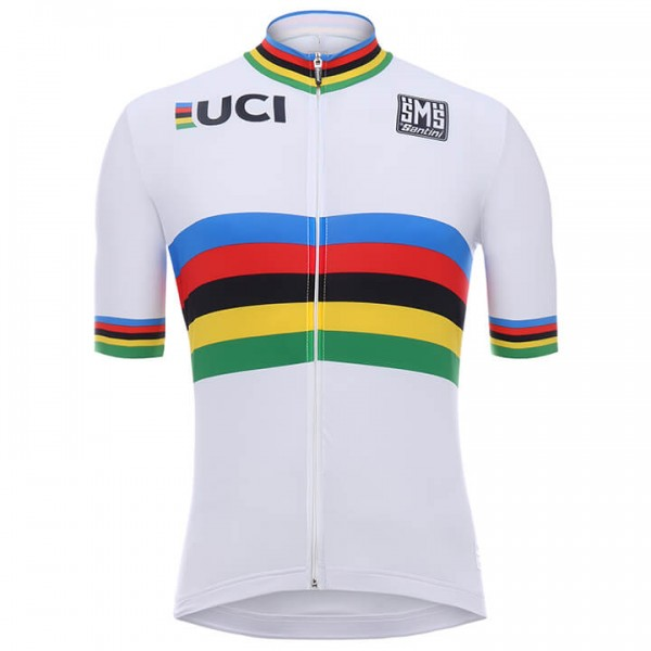 2018 Maillot manches courtes UCI WORLD CHAMPION