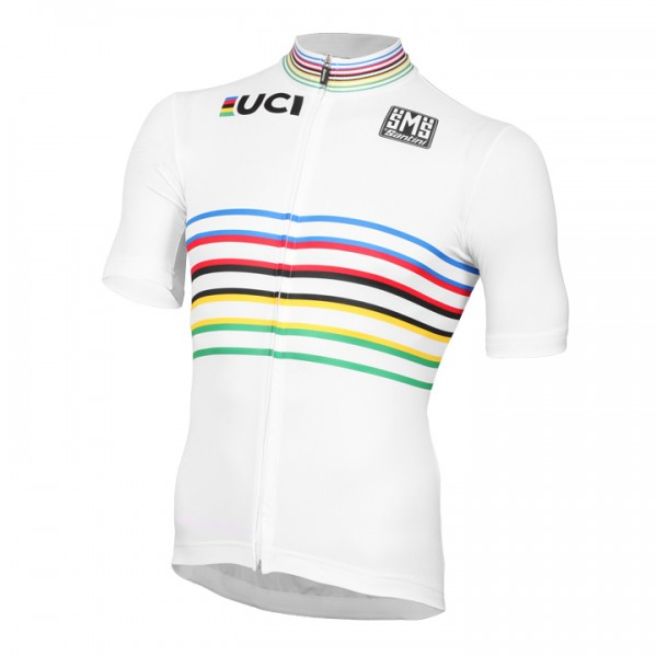 2018 Maillot manches courtes UCI WORLD CHAMPION MASTER