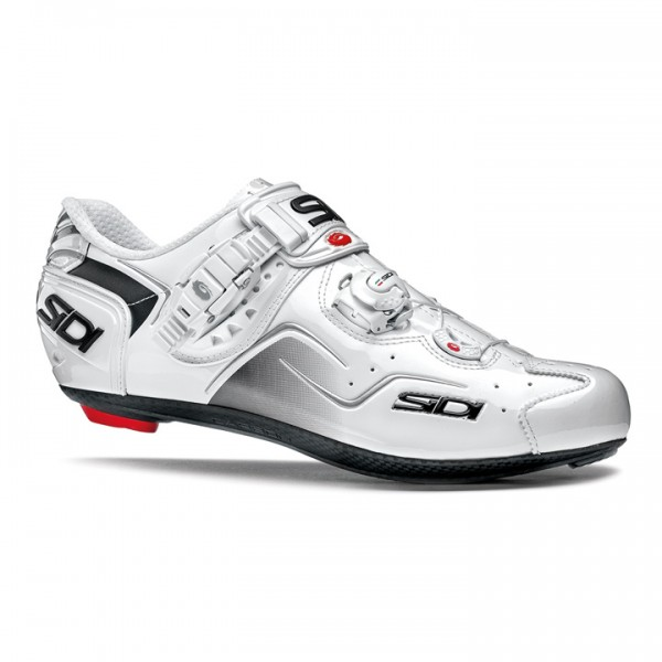 2018 Chaussures route SIDI Kaos blanches blanc