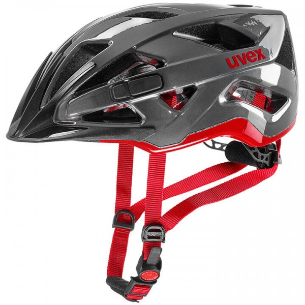 2019 Casque UVEX Active gris - rouge
