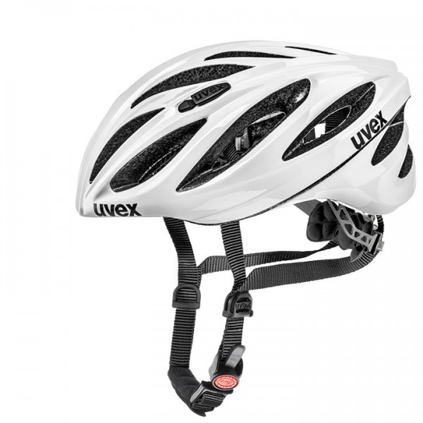 2019 Casque route UVEX Boss Race blanc