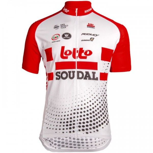 2019 Maillot manches courtes Lotto Soudal