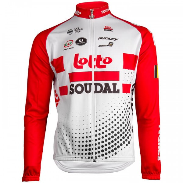 2019 Maillot manches longues Lotto Soudal