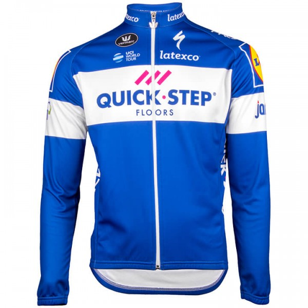 2018 Maillot manches longues QUICK- STEP FLOORS