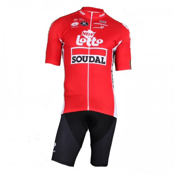2018 Set (2 pièces) LOTTO SOUDAL Tour de France