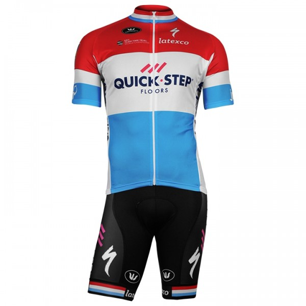 2018 Set (2 pièces) QUICK - STEP FLOORS Champion luxembourgeois