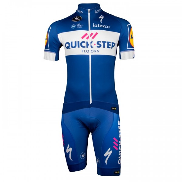 2018 Set (2 pièces) QUICK - STEP FLOORS PRR